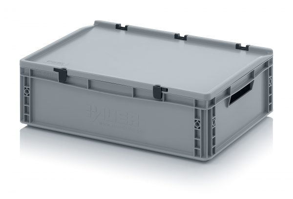 eh6170-600x408 Euro Stacking - Hinged Lid - Plastic Mouldings Northern