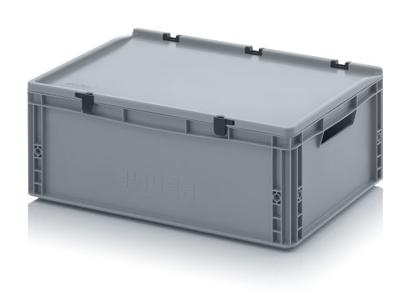 eh6220-600x448 Euro Stacking - Hinged Lid - Plastic Mouldings Northern