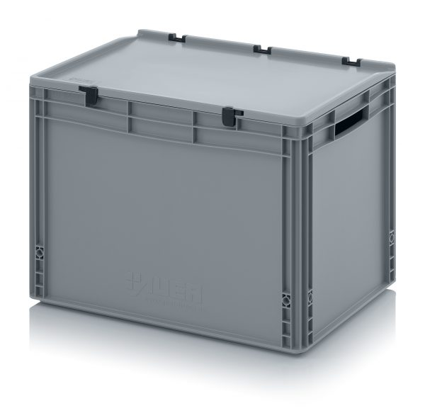 eh6420-600x583 Euro Stacking - Hinged Lid - Plastic Mouldings Northern