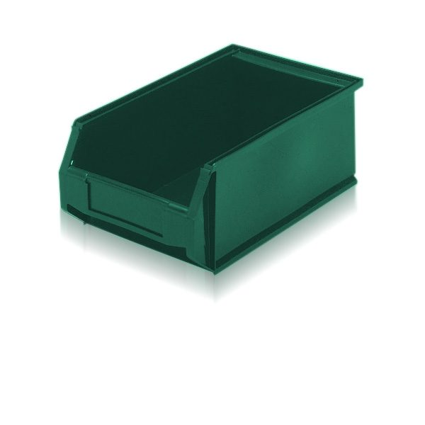 71002-green Small Part Storage - Plastic Mouldings Northern