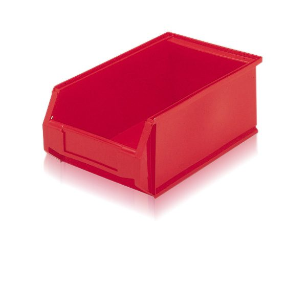 71002-red Small Part Storage - Plastic Mouldings Northern