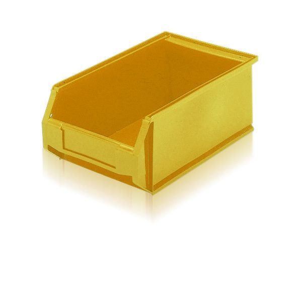 71002-yellow Small Part Storage - Plastic Mouldings Northern