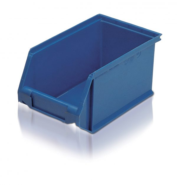 71004-blue Small Part Storage - Plastic Mouldings Northern