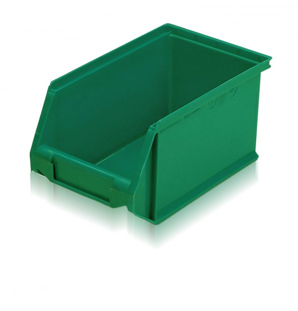71004-green Small Part Storage - Plastic Mouldings Northern