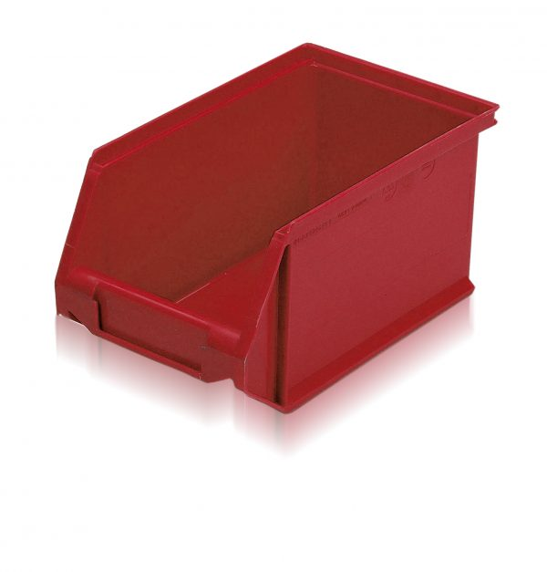 71004-red Small Part Storage - Plastic Mouldings Northern