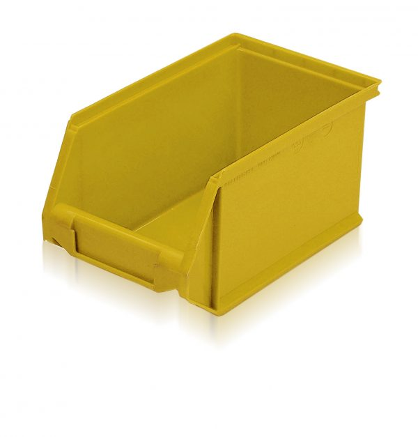 71004-yellow Small Part Storage - Plastic Mouldings Northern