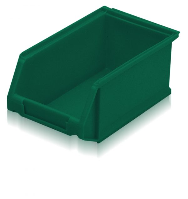 71005-green Small Part Storage - Plastic Mouldings Northern