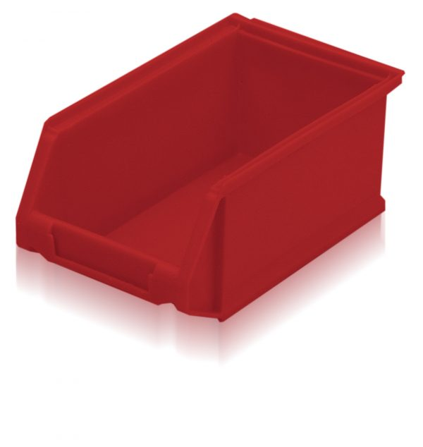 71005-red Small Part Storage - Plastic Mouldings Northern
