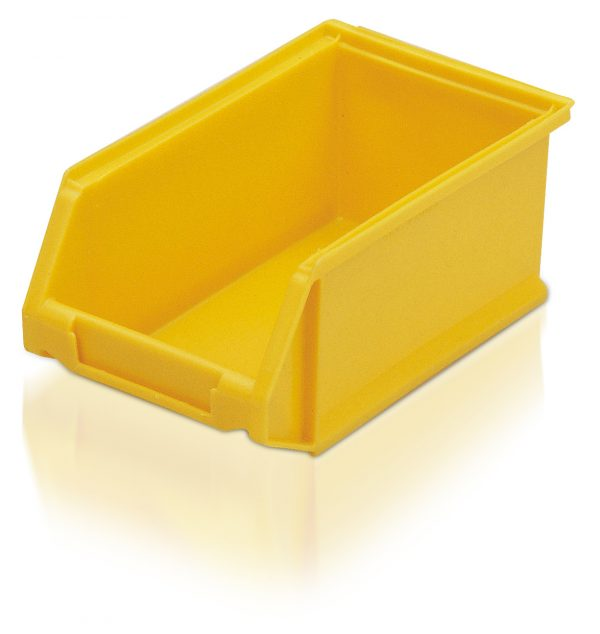 71005-yellow Small Part Storage - Plastic Mouldings Northern