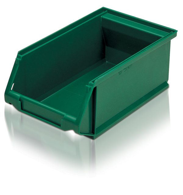 71009-green Small Part Storage - Plastic Mouldings Northern