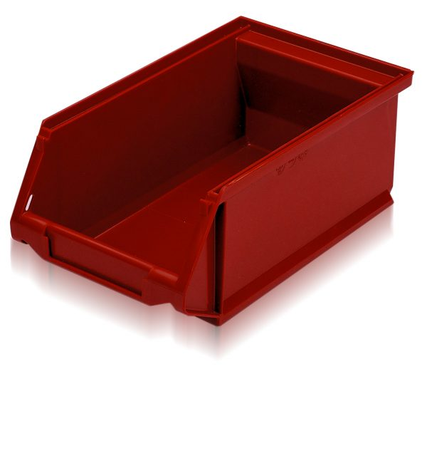 71009-red Small Part Storage - Plastic Mouldings Northern
