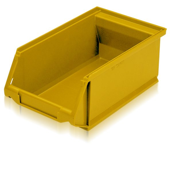71009-yellow-600x640 Small Part Storage - Plastic Mouldings Northern