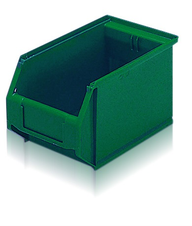 71013-green Small Part Storage - Plastic Mouldings Northern