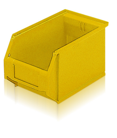 71013-yellow Small Part Storage - Plastic Mouldings Northern
