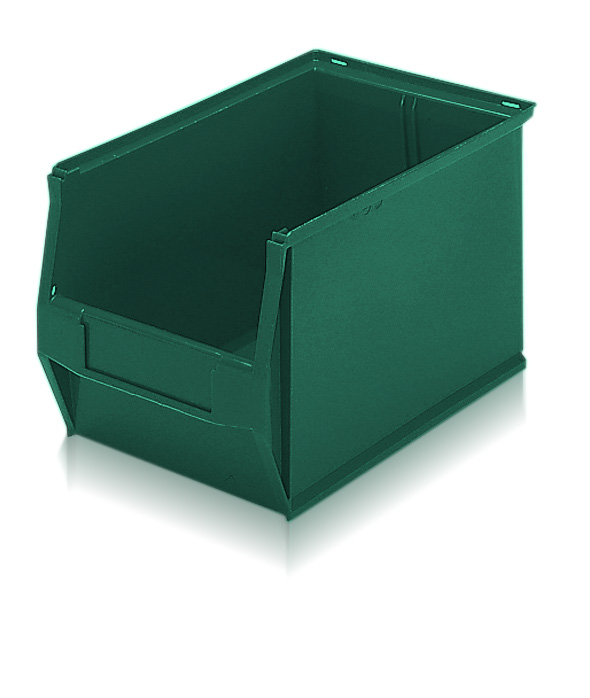 71036-green Small Part Storage - Plastic Mouldings Northern