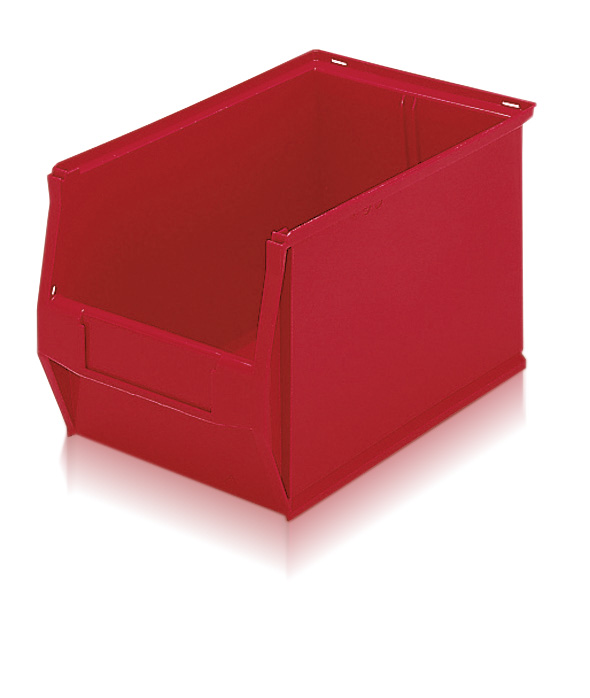 71036-red Small Part Storage - Plastic Mouldings Northern
