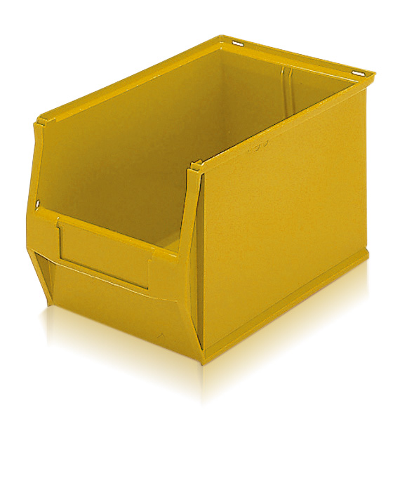 71036-yellow Small Part Storage - Plastic Mouldings Northern