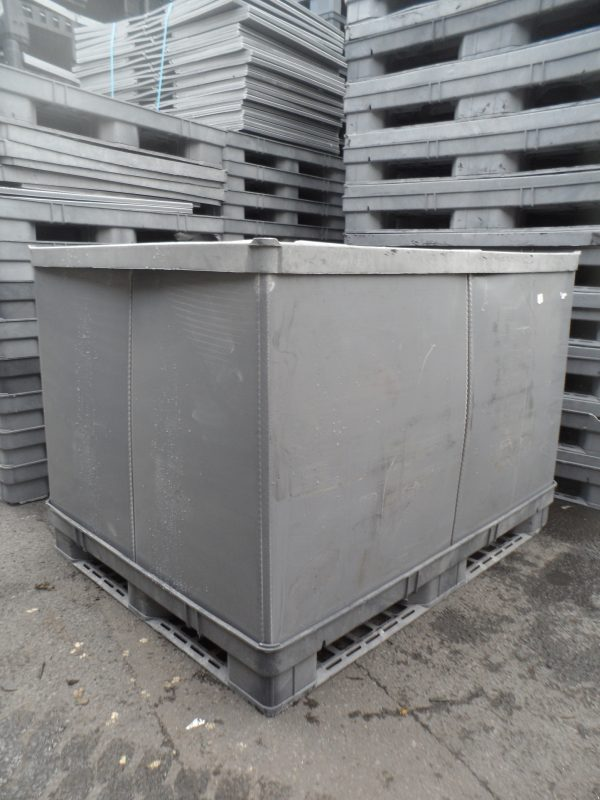Collarpack-HD-container-1450x1125x900_2 Reconditioned Bulk Containers - Plastic Mouldings Northern
