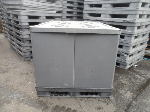 Collarpack-HD-container-1450x1125x900_4 Reconditioned Bulk Containers - Plastic Mouldings Northern