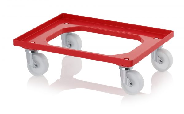 DL6040P-600x373 600 x 400 Dolly <br/>(Plastic wheels) <br/>DL6040P - Plastic Mouldings Northern