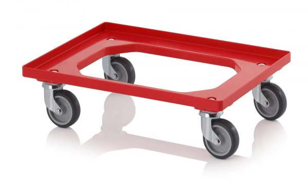 DL6040R-600x373 600 x 400 Dolly <br/>(Rubber wheels) <br/>DL6040R - Plastic Mouldings Northern