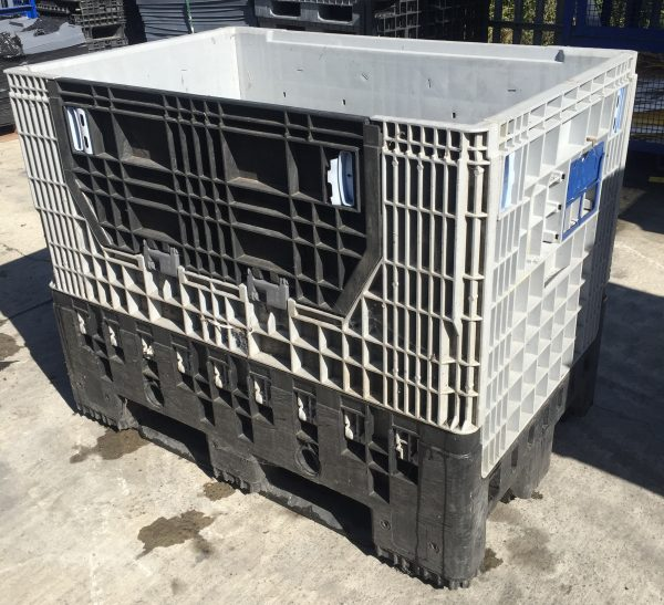 Euro-Magnum-1200x800x975-600x547 Reconditioned Bulk Containers - Plastic Mouldings Northern