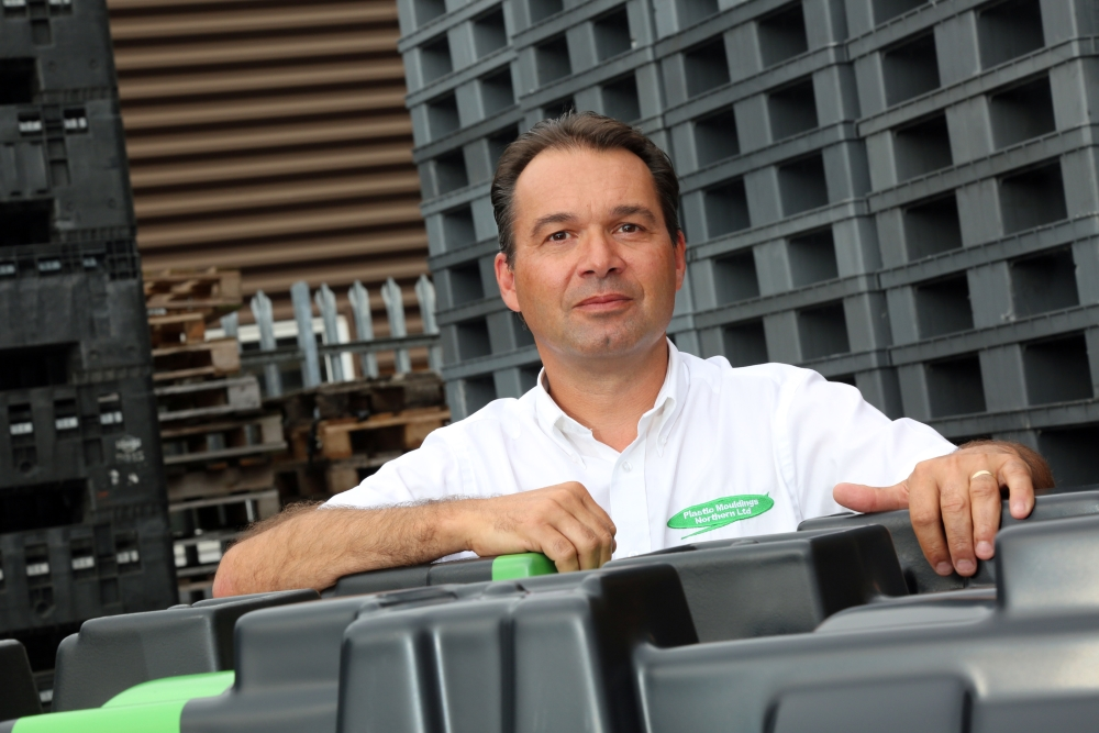 Freddy-Bourdais-news Eco-friendly vacuum forming is saving cash as well as the planet - Plastic Mouldings Northern