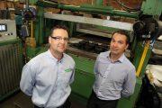 Plastic mouldings factory bosses