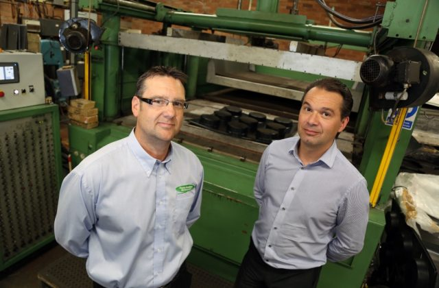 Plastics firm is moulding growth after record £2.3m year