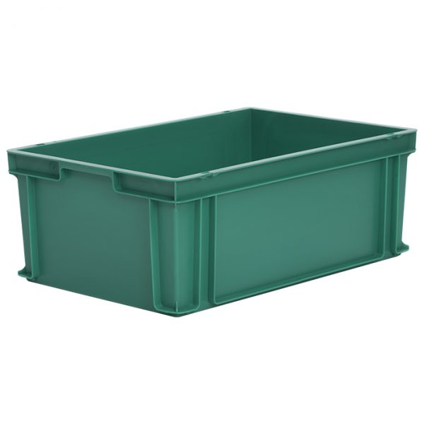 m201agreen1-600x600 Euro Stacking - Coloured - Plastic Mouldings Northern