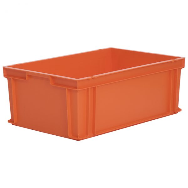m201aorange1 Euro Stacking - Coloured - Plastic Mouldings Northern