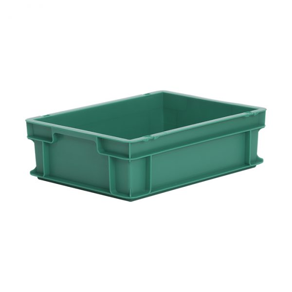 m203agreen1 Euro Stacking - Coloured - Plastic Mouldings Northern