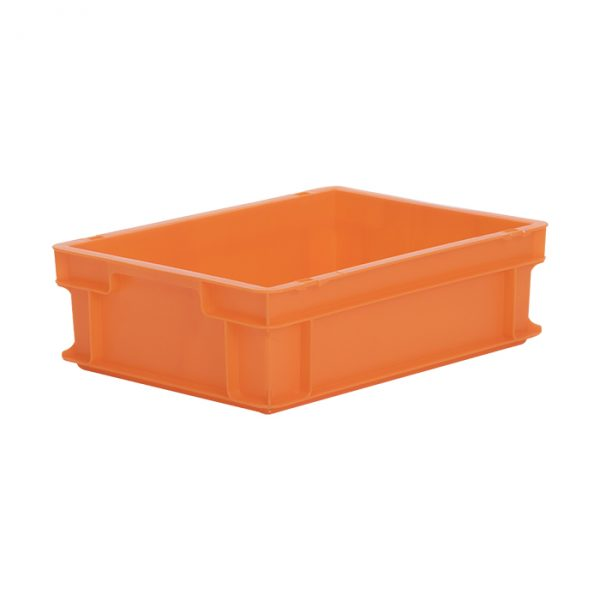 m203aorange1 Euro Stacking - Coloured - Plastic Mouldings Northern