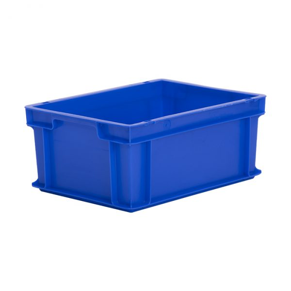m207ablue1 Euro Stacking - Coloured - Plastic Mouldings Northern