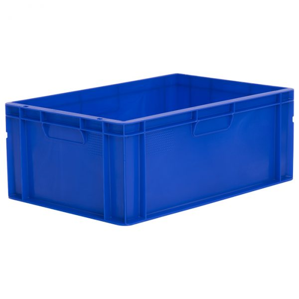 m212ablue1 Euro Stacking - Coloured - Plastic Mouldings Northern
