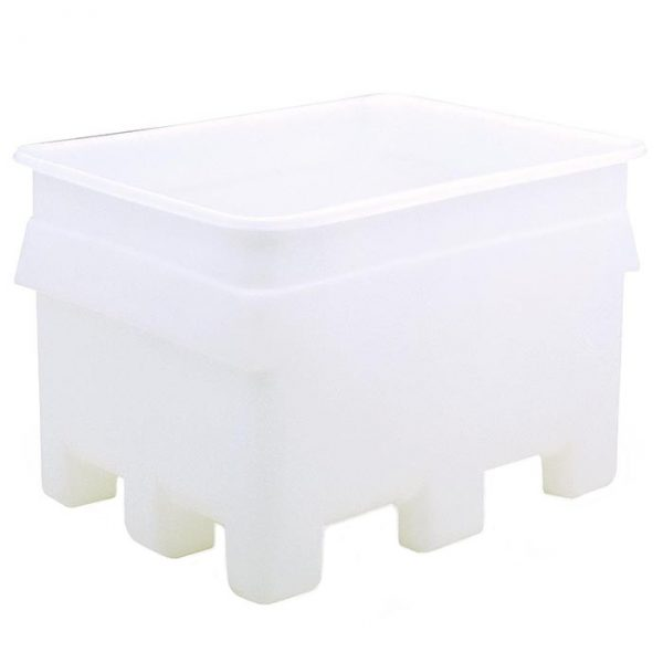 Bulk-Fish-Box-CP4308-600x600 Pallet Box - Solid - Plastic Mouldings Northern