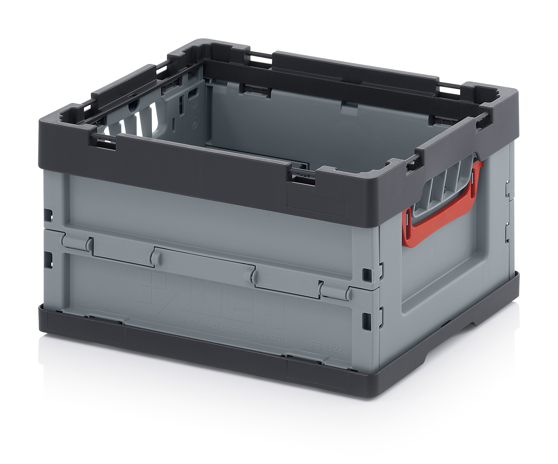 FEU4220 Folding Euro Containers - Plastic Mouldings Northern
