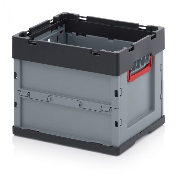 FEU4320 Folding Euro Containers - Plastic Mouldings Northern