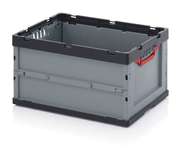 FEU6320-600x490 Folding Euro Containers - Plastic Mouldings Northern