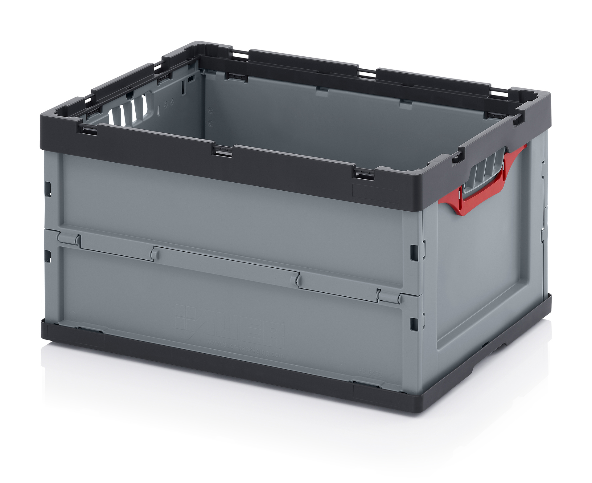 FEU6320 Folding Euro Containers - Plastic Mouldings Northern