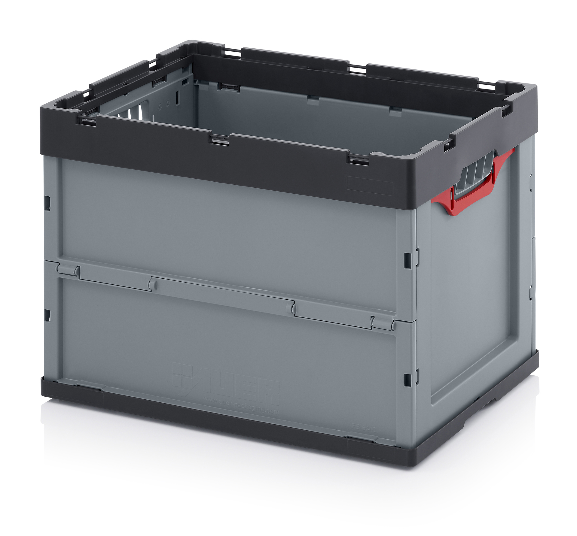 FEU6420 Folding Euro Containers - Plastic Mouldings Northern