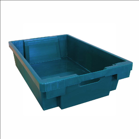 27 180 Degree Stack and Nest - Plastic Mouldings Northern