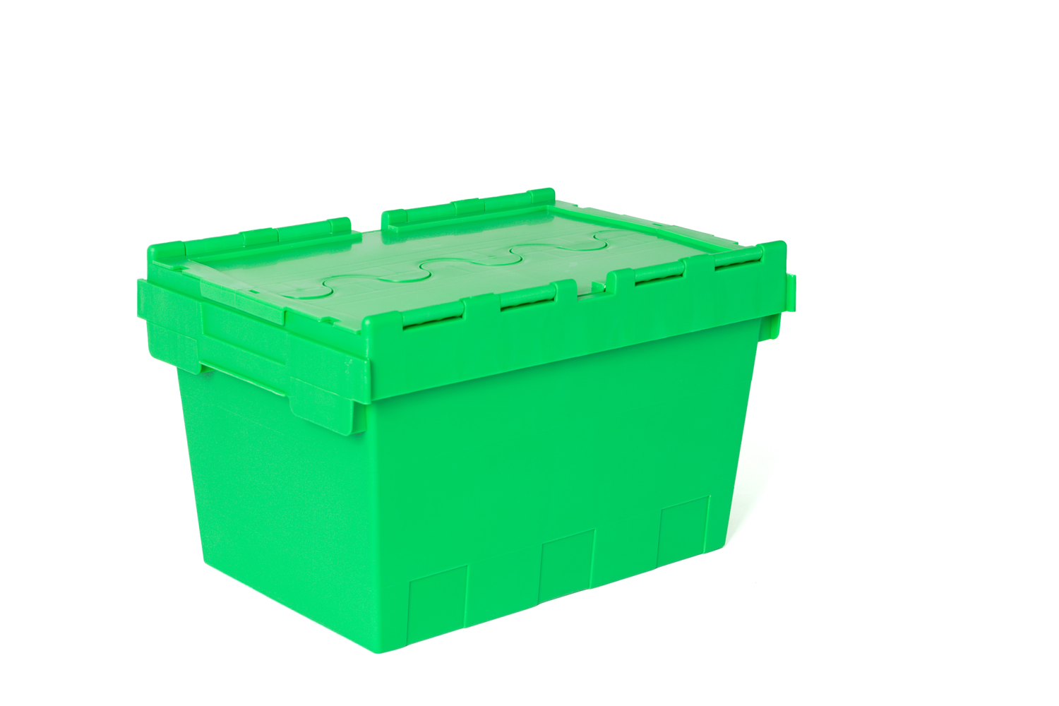 CSS-ALC32-Green Reusable Containers - Plastic Mouldings Northern