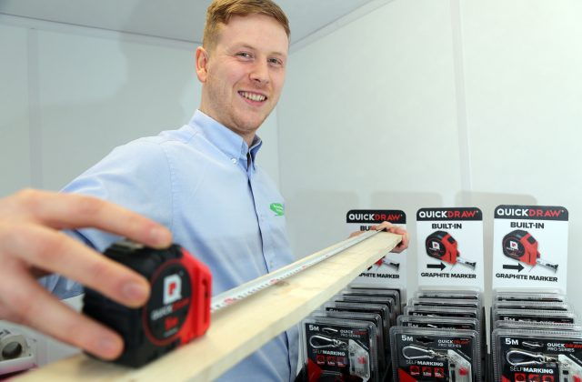 County Durham firm wins UK contract to distribute fast-selling measuring invention
