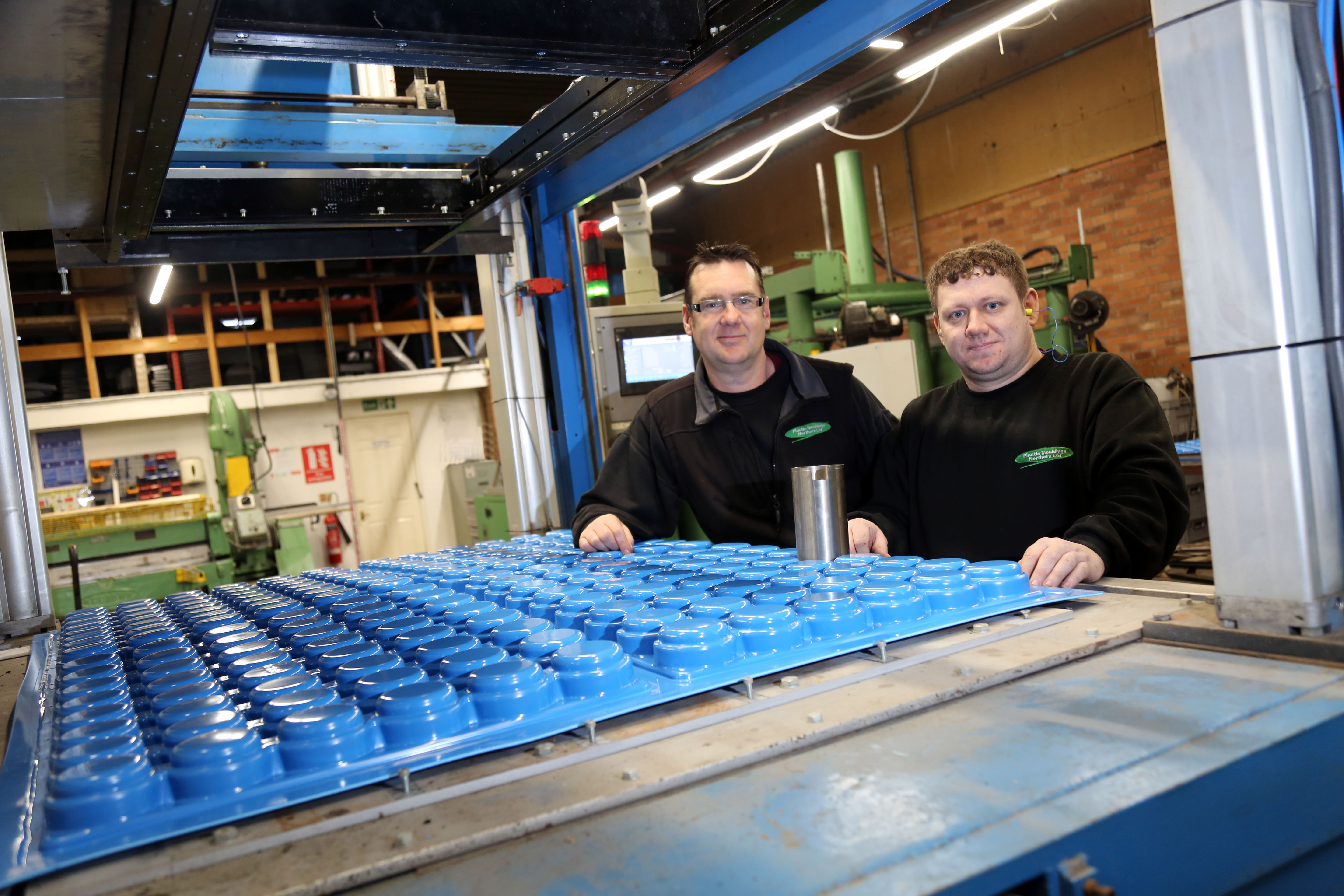 PMN-new-vacuum-forming-machine New machine investment helps plastics firm to stay competitive - Plastic Mouldings Northern