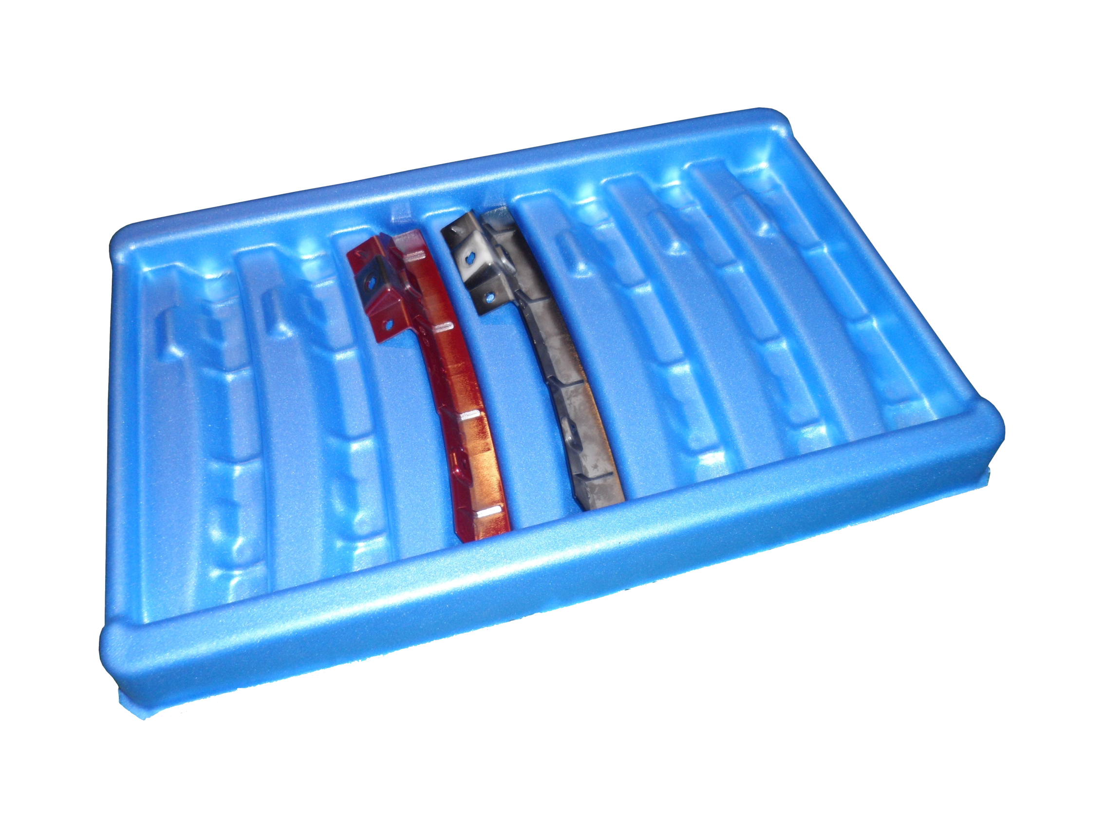 foam-tray-blue Material Handling Solutions - Plastic Mouldings Northern