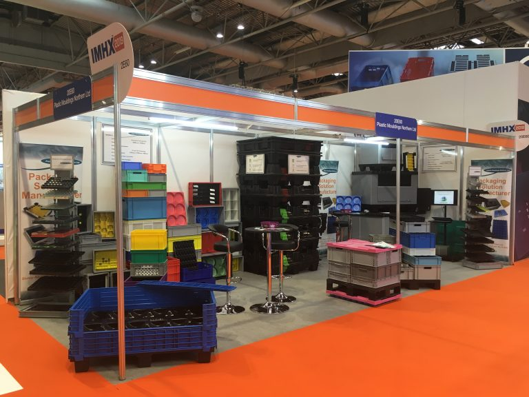 1-IMHX-Stand-768x576 Returnable Packaging Solutions on Display - Plastic Mouldings Northern