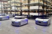 Warehouse Automated Robots