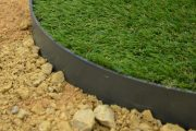 Jouplast Lawn Edging from Plastic Mouldings Northern Ltd