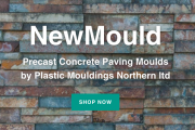 New Mould Paving Moulds by Plastic Mouldings Northern Ltd
